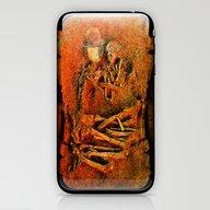 Goodnight Monsieur Bone iPhone & iPod Skin