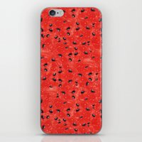 Watermelon Pattern iPhone & iPod Skin