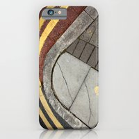 Kerb curves iPhone 6 Slim Case
