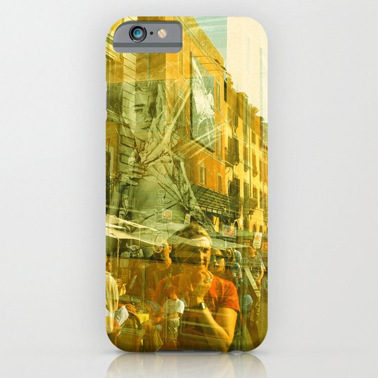 Summer in April iPhone & iPod Case