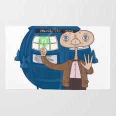 Dr. Who E.T. light Rug
