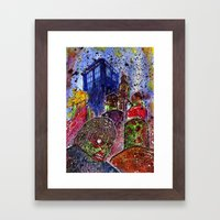 In To The Apocalypse Framed Art Print