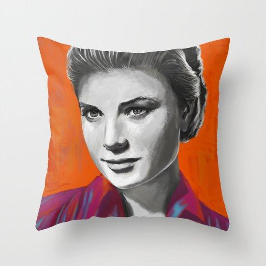 Sensuality Throw Pillow