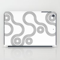 Circle Pattern 02 iPad Case