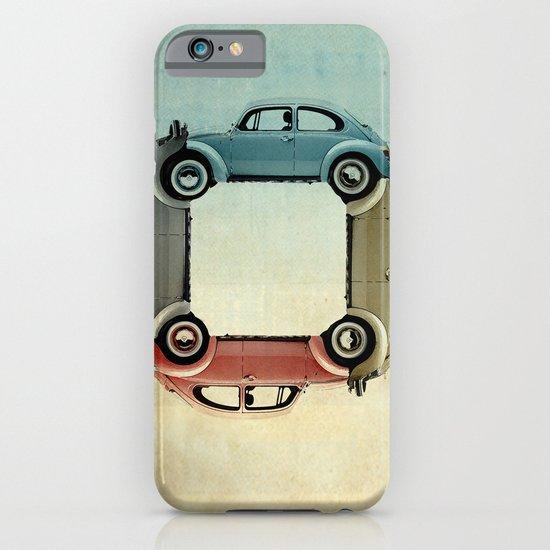 4 bug - VW beetle iPhone & iPod Case