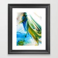 Symphysis  Framed Art Print