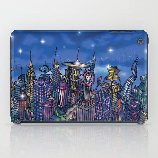 C2 & Posse (New-New York City) iPad Case