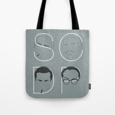 Sterling Cooper Draper Pryce Tote Bag
