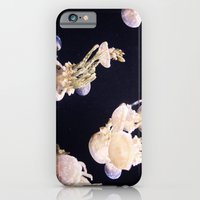 iPhone & iPod Case featuring The Jellies by Randy Aquilizan