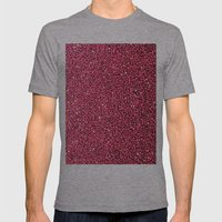 Cranberries Mens Fitted Tee Athletic Grey SMALL