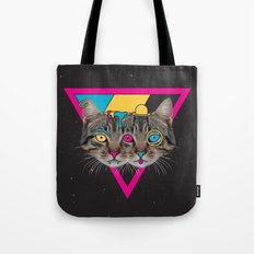 Our New Feline Overlords Tote Bag