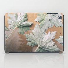 Silver iPad Case