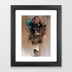 Fauna And Flora Framed Art Print
