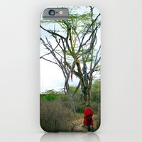 Masai Warrior iPhone 6 Slim Case