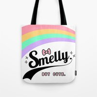Smelly But Cute - Fairy … Tote Bag
