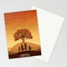 Fantastic Mr. Fox Stationery Cards