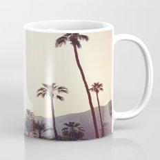 Palm Trees in the Desert Mug