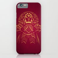 iPhone & iPod Case featuring Power by Patrick Zedouard c0y0te7