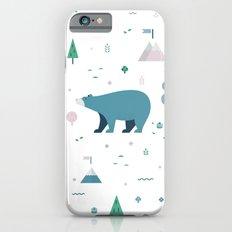 Bear-y Nice to Meet You iPhone 6 Slim Case