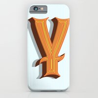 Letter Y iPhone 6 Slim Case