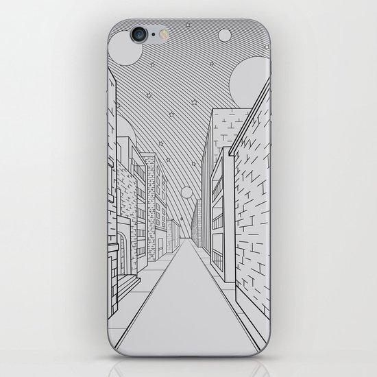 Cosmos City iPhone & iPod Skin