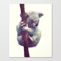 Koala Canvas Print