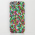 Encrusted With Sprinkles (Holiday Edition) iPhone & iPod Case
