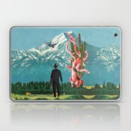Fellowship Of The Opposi… Laptop & iPad Skin