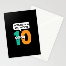 I Owe You, One Stationery Cards