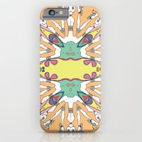 iPhone & iPod Case featuring Caleidoscópicas [1] by Naná Monteiro