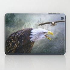 Eagle territory iPad Case