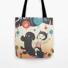 Hurricane! Tote Bag