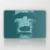 Maoi Head Laptop & iPad Skin