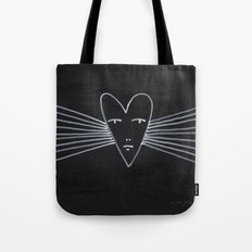 radiant heart Tote Bag