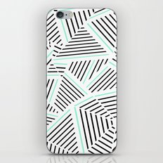 Ab Linear Zoom With Mint iPhone & iPod Skin