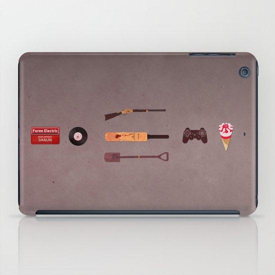 Shaun of the Dead iPad Case