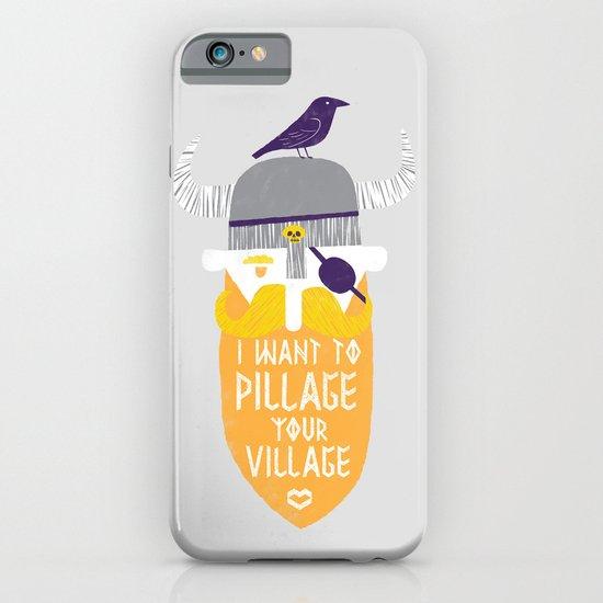 Pillage iPhone & iPod Case