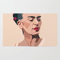 Frida Kahlo - Artist Series Rug