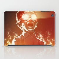 FIREEE! iPad Case