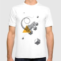 Archetypes Series: Elusi… Mens Fitted Tee White SMALL