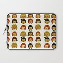 Girls II Laptop Sleeve