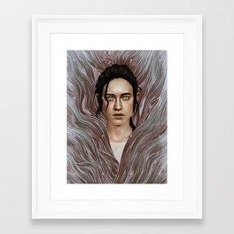 Framed Art Print - Recordando.  - Andre De Freitas
