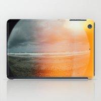 Fisheye View Of The Sea.… iPad Case