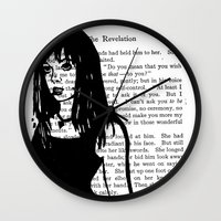 An Increased Intimacy Wall Clock
