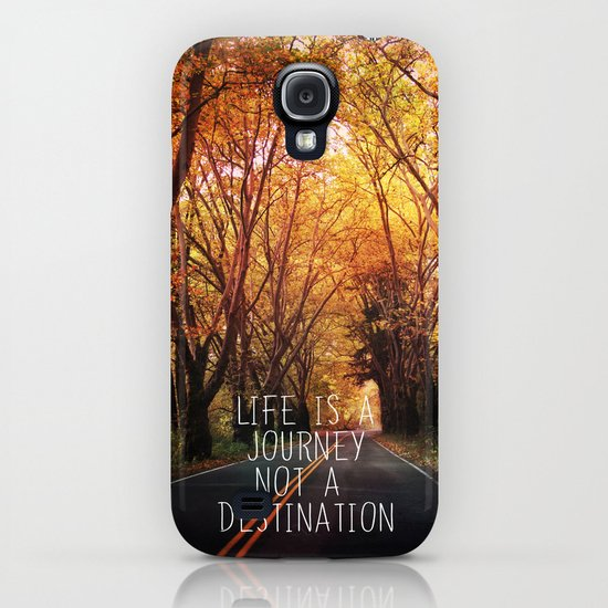 Life is a journey not a destination iPhone & iPod Case