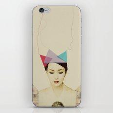 q8 iPhone & iPod Skin
