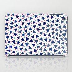 Confetti Triangles iPad Case