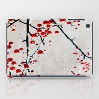 Red Splash iPad Case