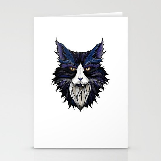 Behold Stationery Card