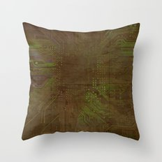 Electronic Throw Pillow